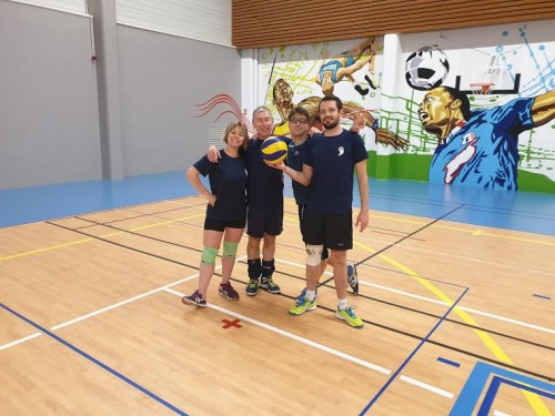 L'entente VOLLEY -